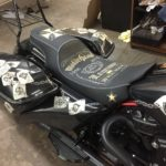 Motorhead Bike- Custom Seat